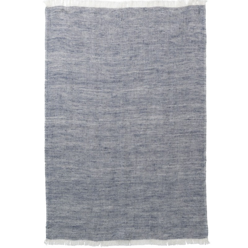 Skandivis Ferm Living Danish Design Blend Hand And Tea Towel, Blue