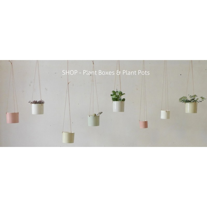 Grow Hanging Planter By Anne Black, Artichoke