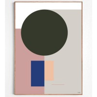 Functionalism, Geometric Print By Cdesign