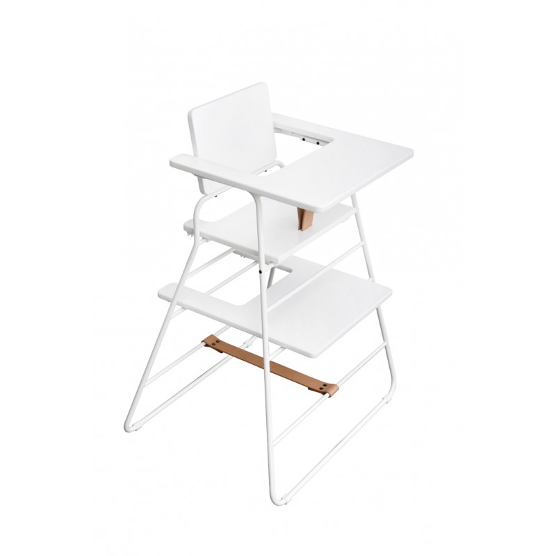 BudtzBendix TowerChair & Tray White