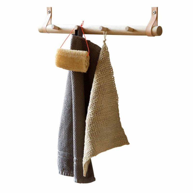 Skandivis By Wirth 4 Dot Clothes Rack, By Wirth