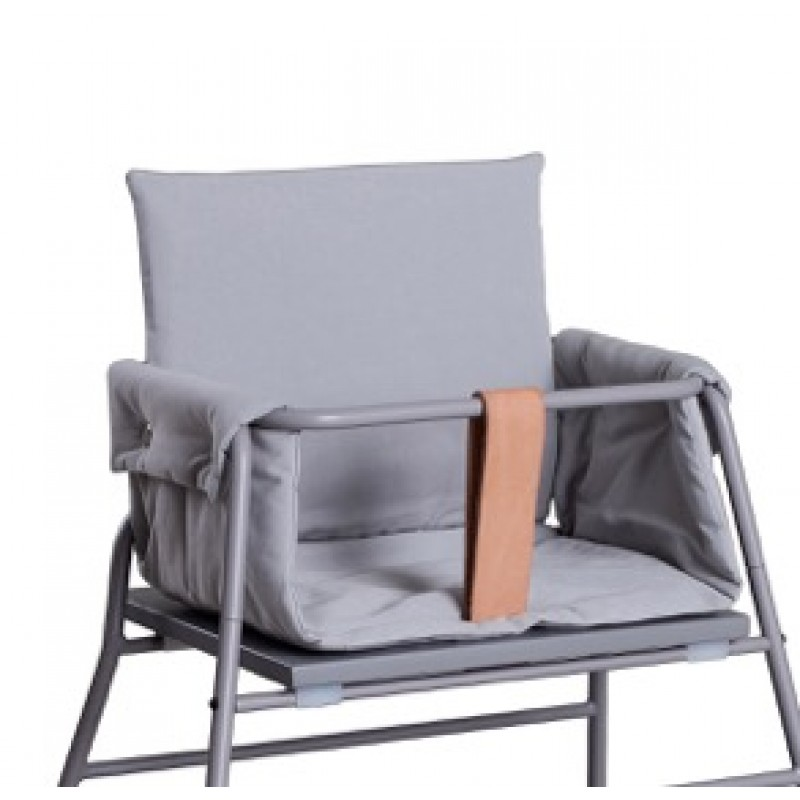 Cushion For Tower Chair Light Grey