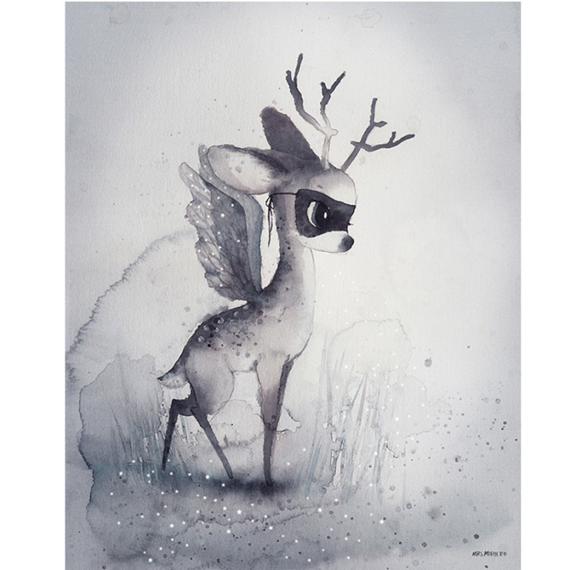 "Mrs Mighetto , Dear Fawn "" The End Of The Forest"""