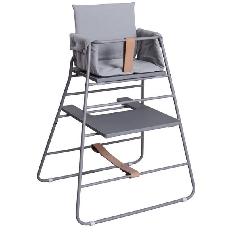 Skandivis BudtzBendix Grey TowerChair and Tray