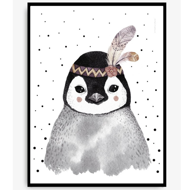 Feather Penguin