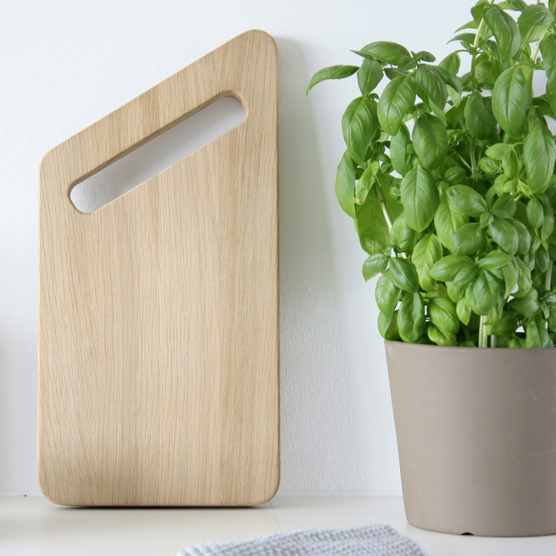 Skandivis Nur Design Klippa Cutting Board Small By Nur