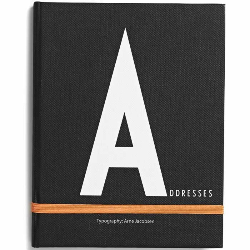 A  Design Letters Notebook
