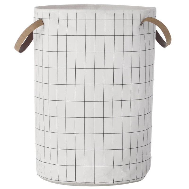 Skandivis Ferm Living Danish Design Ferm Grid Laundry Basket