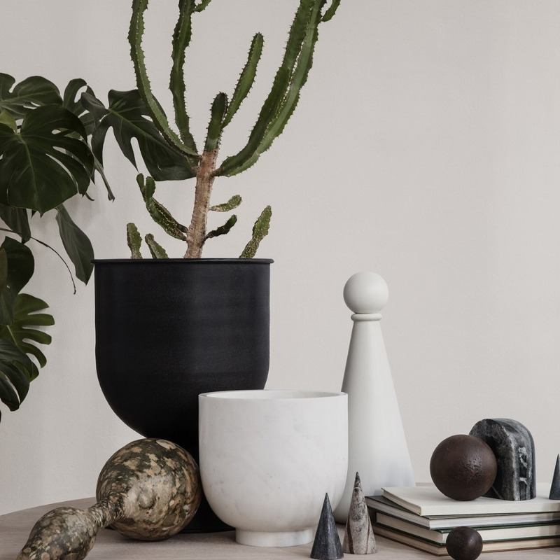 Small Hourglass Pot by Ferm Living