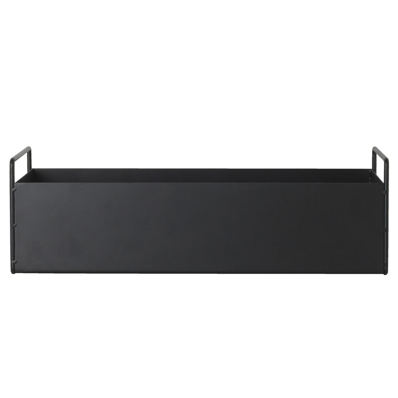Skandivis Ferm Living Danish Design Small Ferm Living Plant Box , Black