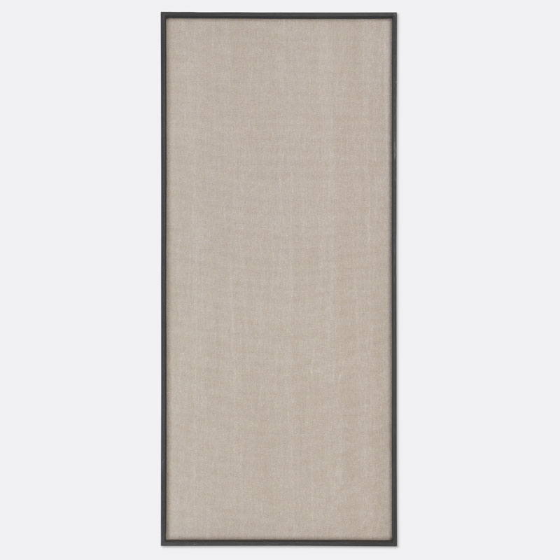 Ferm Living Denmark Narrow Ash and Cotton Linen pin-board