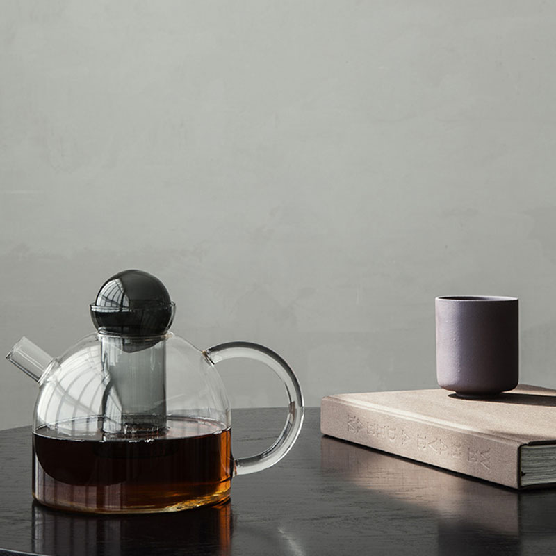 Skandivis Ferm Living Danish Design Still Teapot By Ferm Living