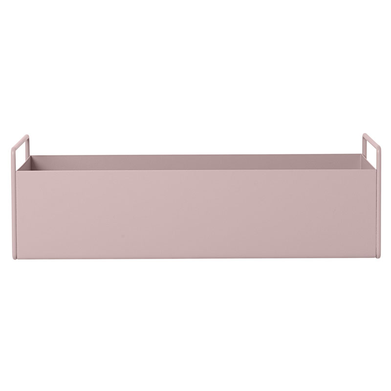 Small Ferm Living Plant Box, Rose