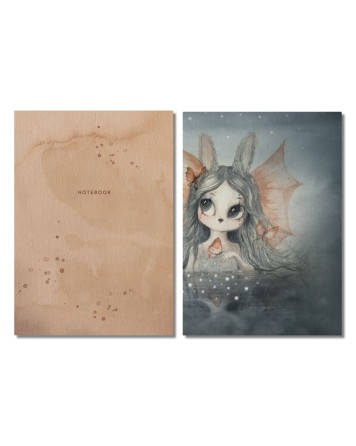 Miss Bianca  2-Pack Notebooks , The Lake Stories by Mrs Mighetto