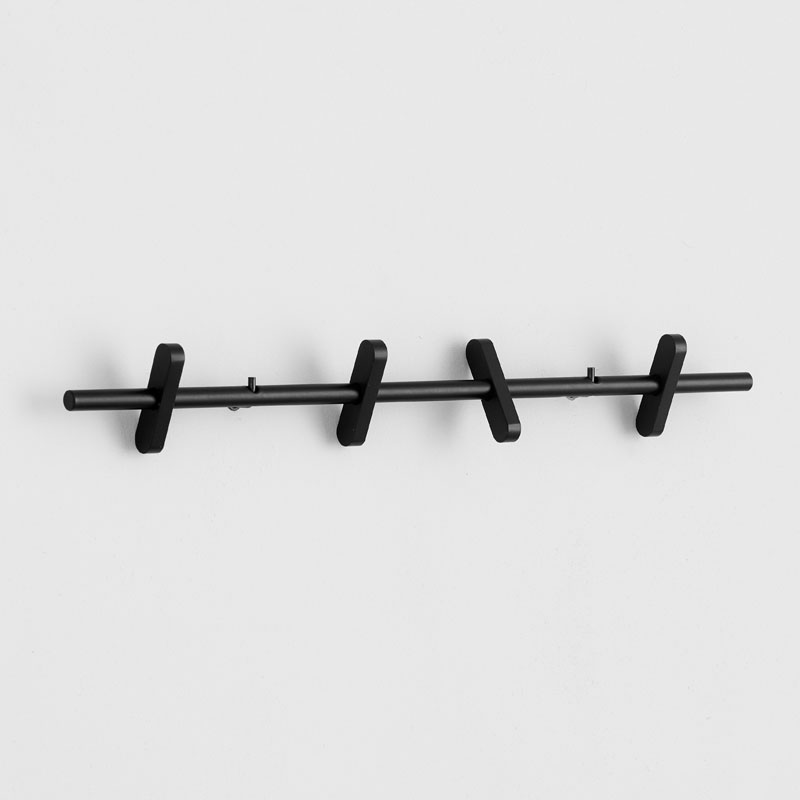 Coat Rack By Moebe - Black 40 Cm