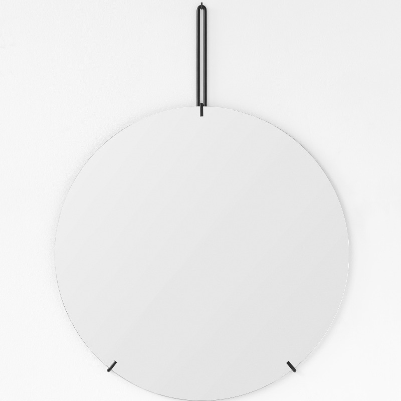 Moebe Round Wall Mirror 70 cm