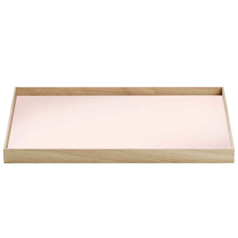 Skandivis Munk Design Collective Medium Frame Tray Soft Nude Colour - Munk Collective