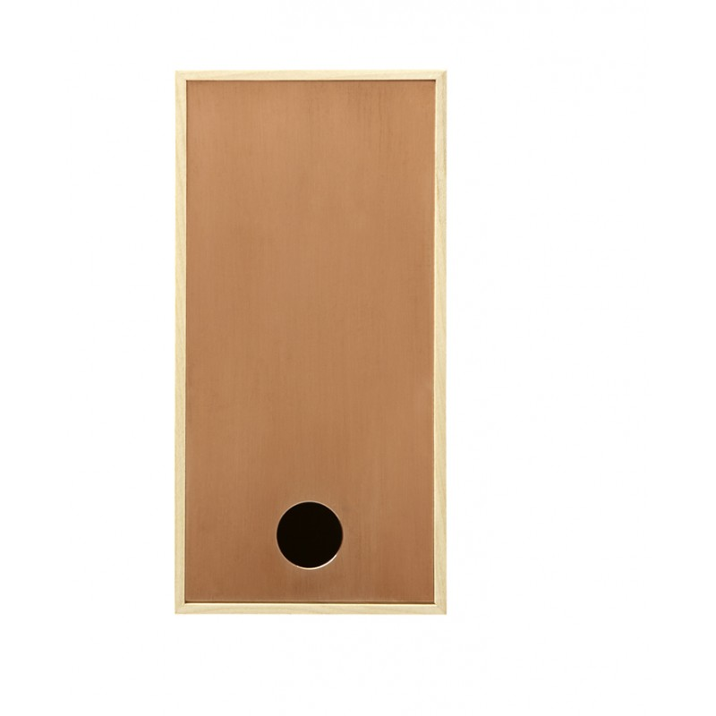 Skandivis Oyoy Living Design Una Box Brass Lid