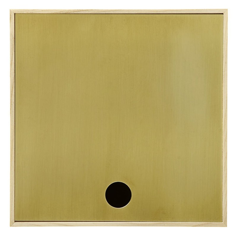 Oyoy Living Design Una Box Brass Lid