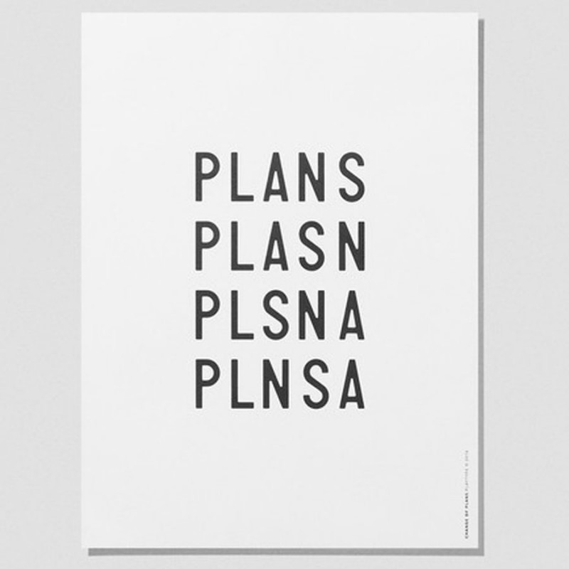 Change Of Plans, Playtype