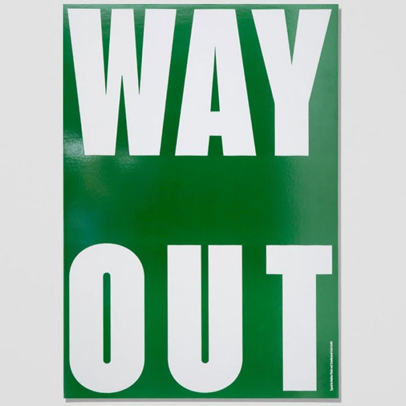 Way Out, by Playtype