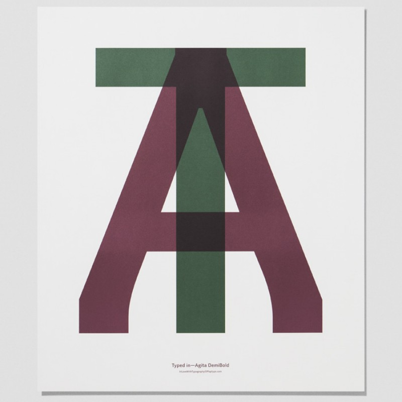 Playtype Poster AT