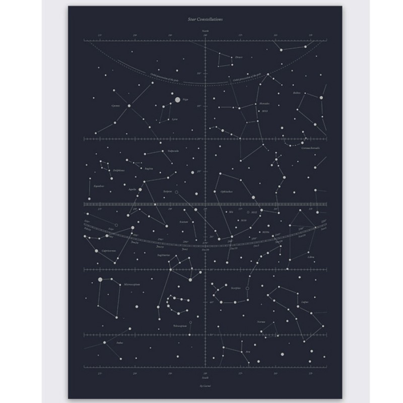 By Garmi Star Constellations By Garmi