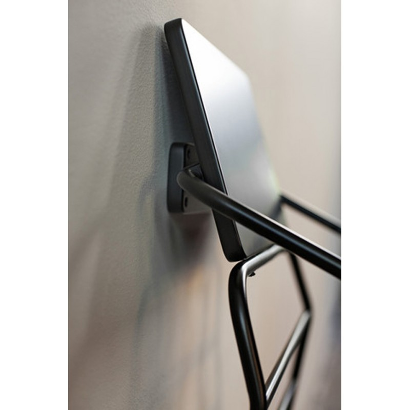 Skandivis BudtzBendix Wall Hook For Tower High Chair Black