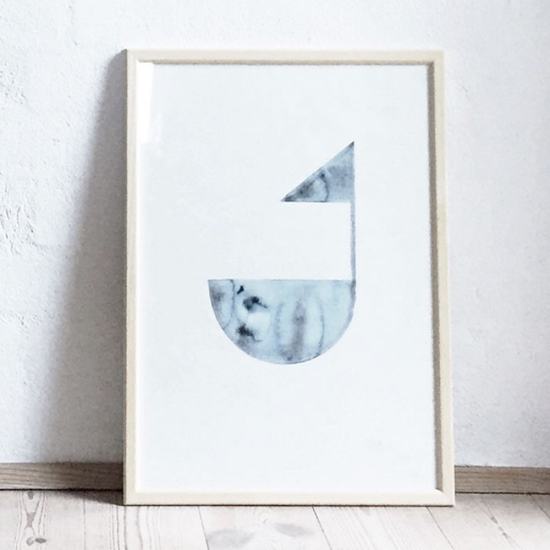 Sail Print From Silke Bonde