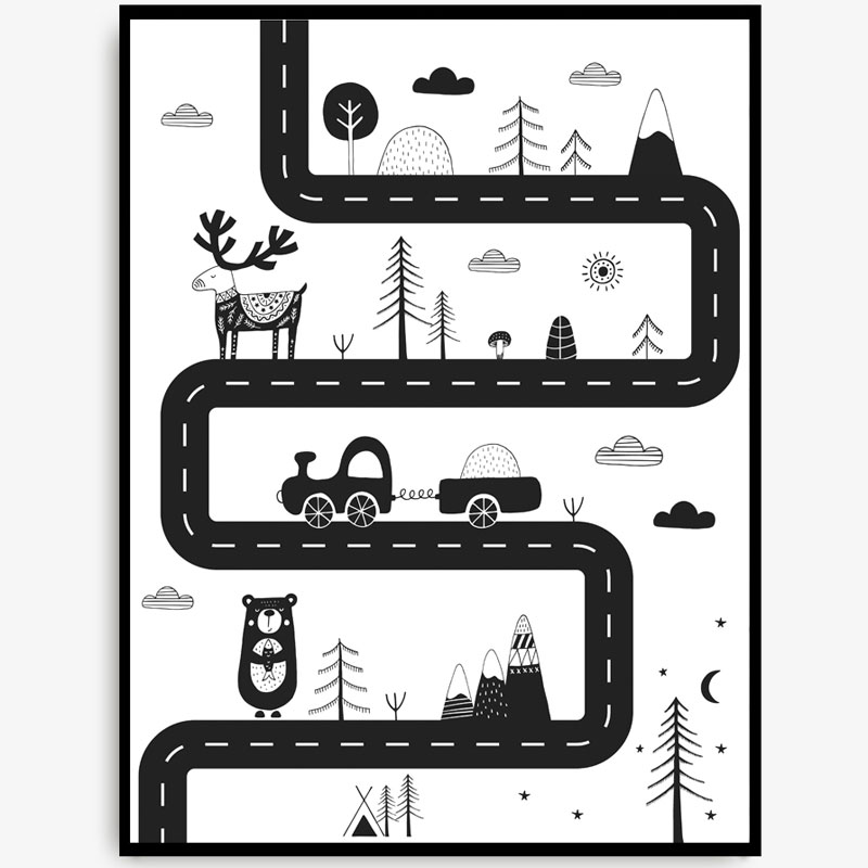 Skandivis Kreativitum Road Trip by Kreativitum