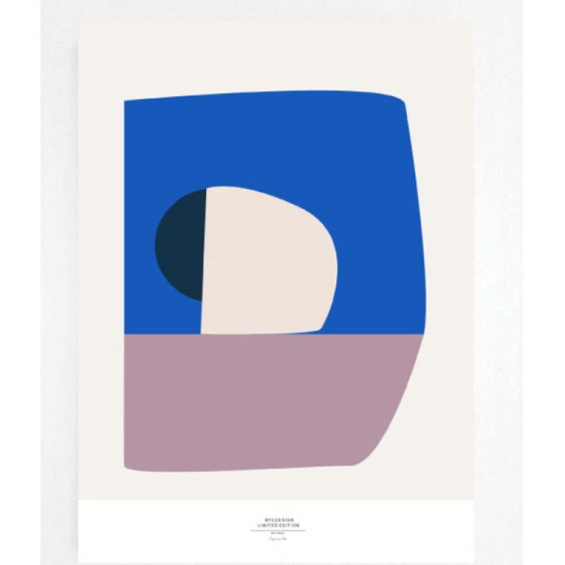 Skandivis By Cdesign Become Moebe, Limited Edition Print By Cdesign