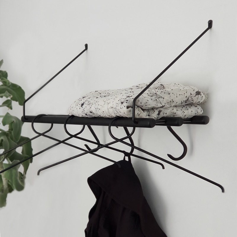 Black Hat Rack By Nordic Function
