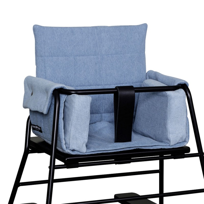 Denim Cushion For Tower Chair
