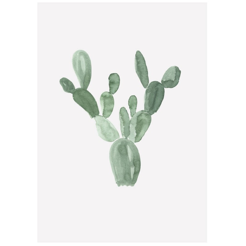 Mini Cactus No. 2 By Garmi