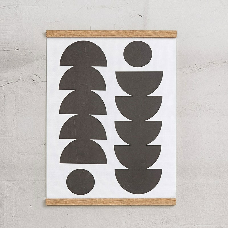 Poster Hanger By Wirth Wall Sticks 50x70cm