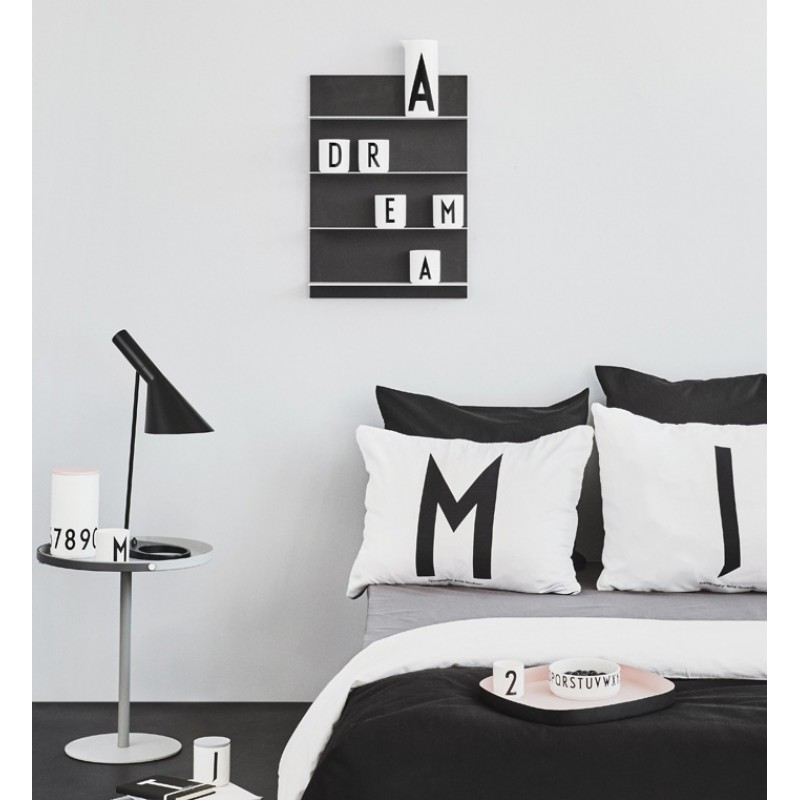 Design Letters Pillowcase With Letters
