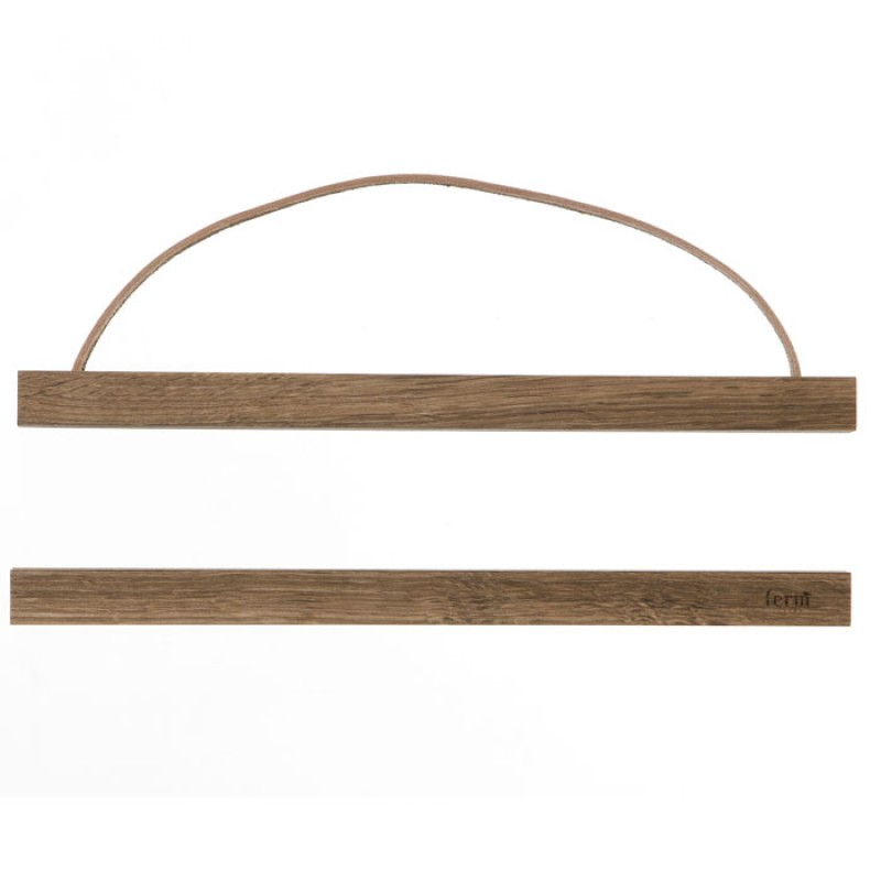 Skandivis Ferm Living Danish Design Ferm Living Wooden Frame Dark A3