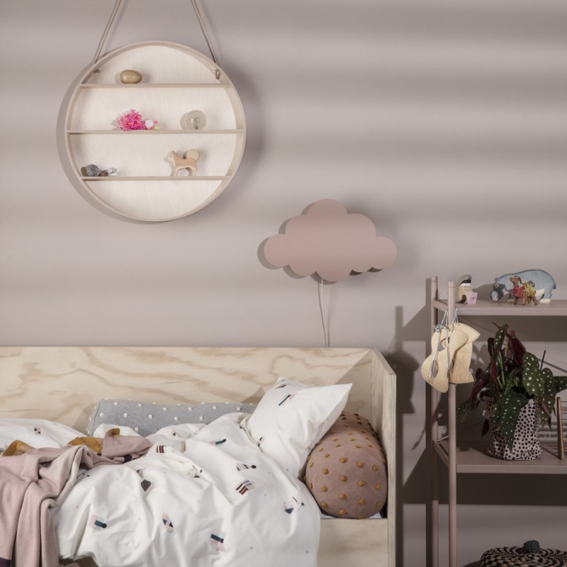 Skandivis Ferm Living Danish Design Cloud Light, Rose By Ferm Living