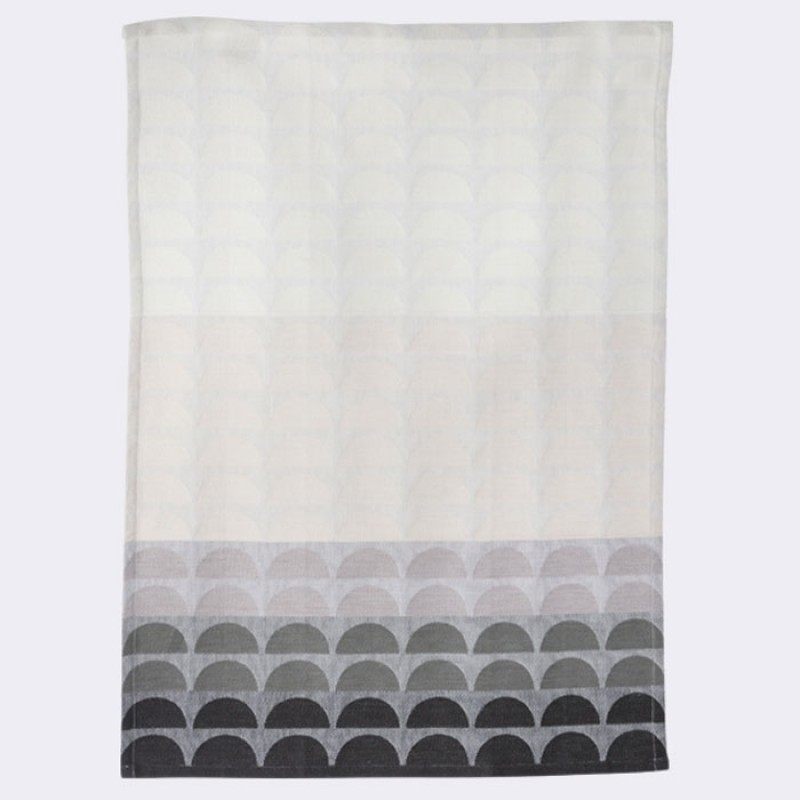 Skandivis Ferm Living Danish Design Ferm Bridges Tea Towel