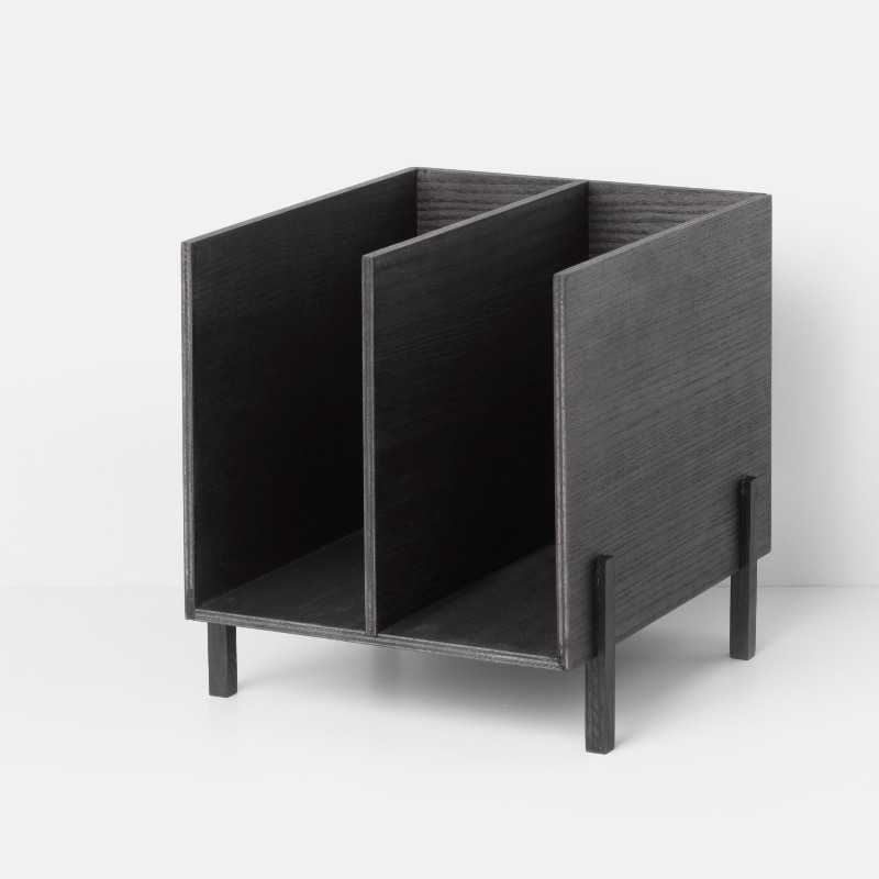 Paper Organiser Black - By Ferm Living