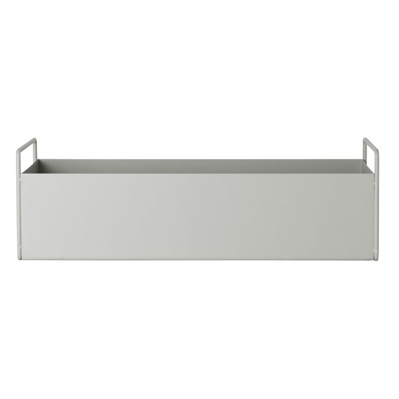 Skandivis Ferm Living Danish Design Small Ferm Living Plant Box , Light Grey