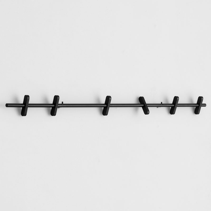 Coat Rack By Moebe - Black 70 cm