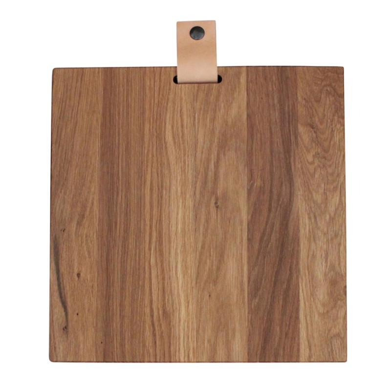 Skandivis Louise Smaerup Solid Oak Cutting Board By Louise Smaerup