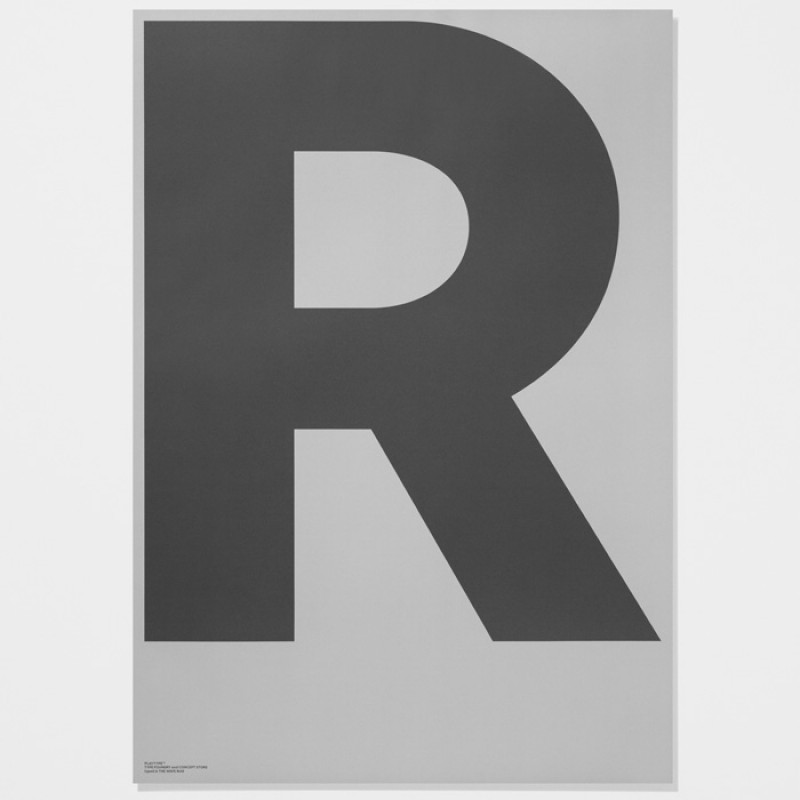 Playtype Poster R